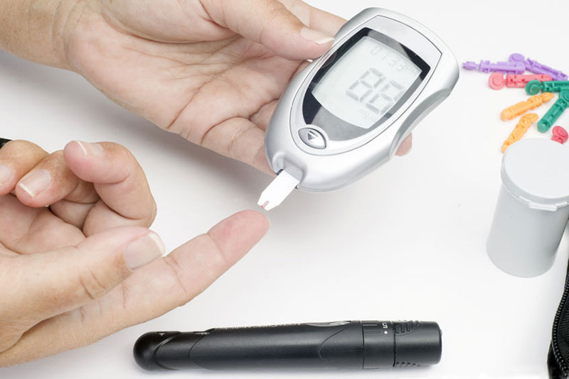 diabetes tester strips