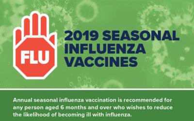2019 Seasonal Influenza Vaccine